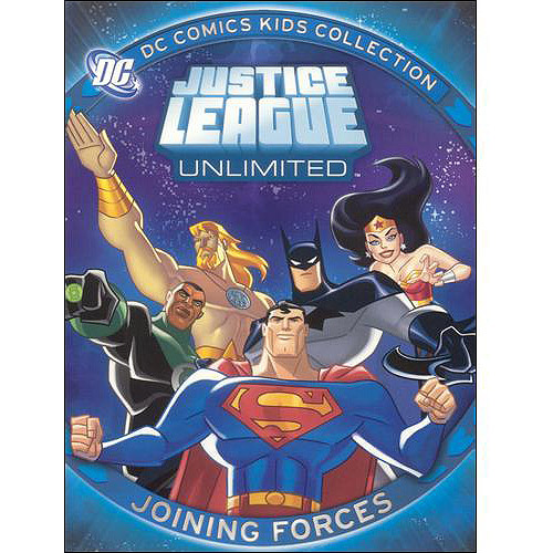 Justice League Unlimited: Joining Forces - Season 1, Vol. 2 (Full Frame, LIMITED)