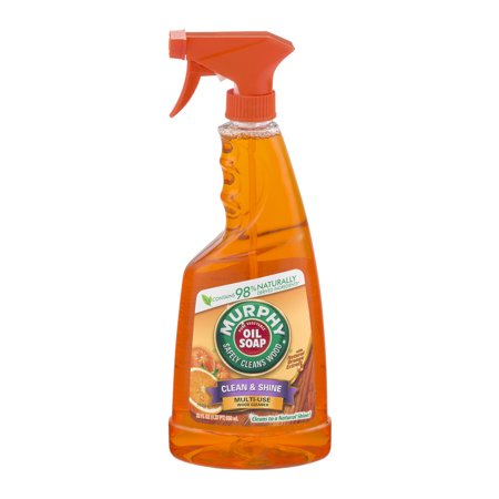 murphy oil soap clean and shine multi use spray orange 22 fluid ounce best surface care. Black Bedroom Furniture Sets. Home Design Ideas