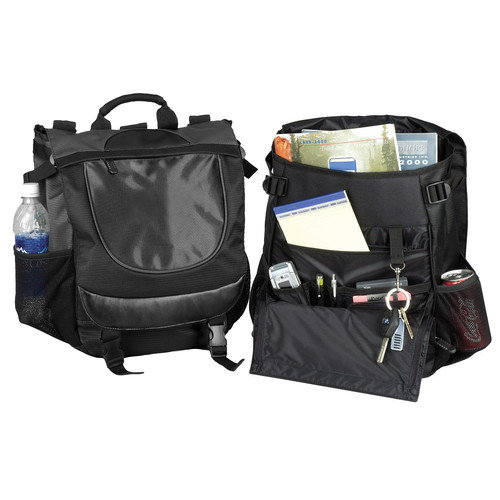 Preferred Nation Concord Vertical Backpack