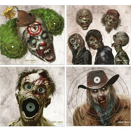 Crosman Zombie Paper Targets CPVT5