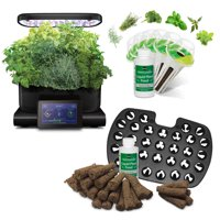 AeroGarden Harvest Touch w/ Gourmet Herb Seed Pod Kit