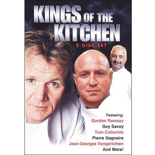 Kings of the Kitchen [DVD]
