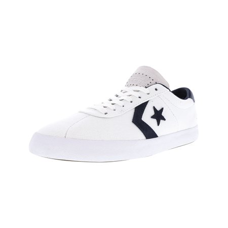 9bd9c0c19b2d Converse Breakpoint Pro Ox White   Obsidian Ankle-High Canvas Fashion  Sneaker - 9.5M ...
