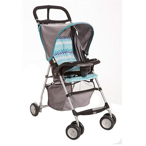 Cosco Umbria Stroller, Zigzag Multi-Colored