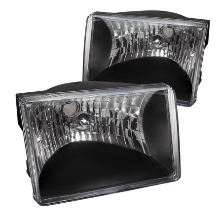 Spec D Tuning 1993 1998 Jeep Grand Cherokee Headlights Lamps 1994 1995 1996 1997 Left Right