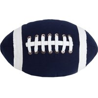Gray Football Decorative Pillow for Kids by Better Homes and Gardens