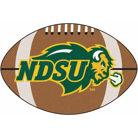 "North Dakota State Football Rug 20.5""x32.5"""