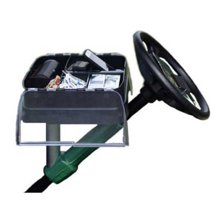 Dash Caddie- Steering Wheel Organizer for Golf Carts