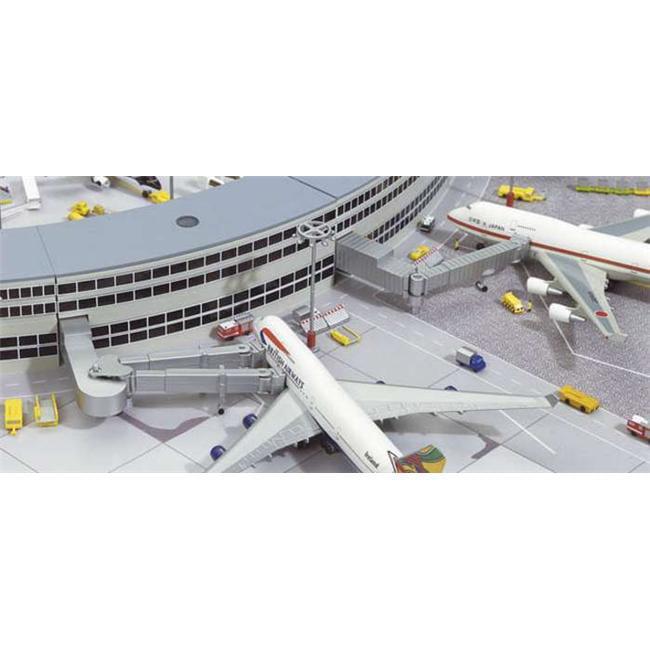 Daron Worldwide Trading  HE519786 Herpa Airport Accessories VIII 1/500