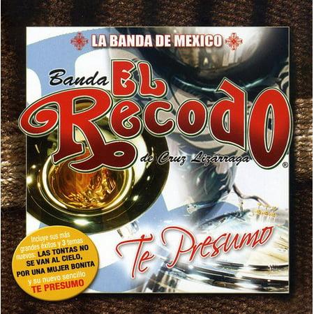 Banda El Recodo - Te Presumo (CD)