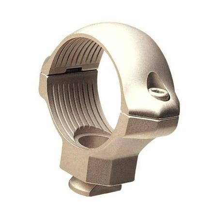 Millett Remington 7400, 7600, 4, 6, AMT Two Piece Base Steel Turn-In Ring,
