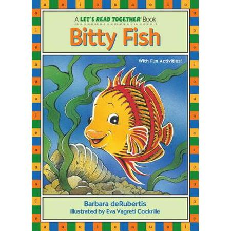 Bitty Fish : Short Vowel I