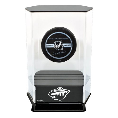 Caseworks International Floating Hockey Puck Display Case