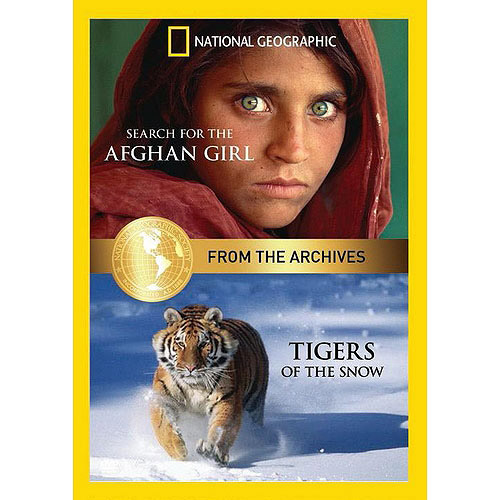 National Geographic Double Feature: Tigers Of The Snow / Search For The Afghan Girl (Full Frame)