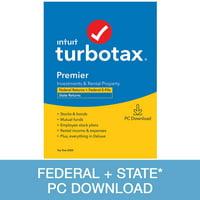 Deals on Intuit PC Download TurboTax Premier 2020