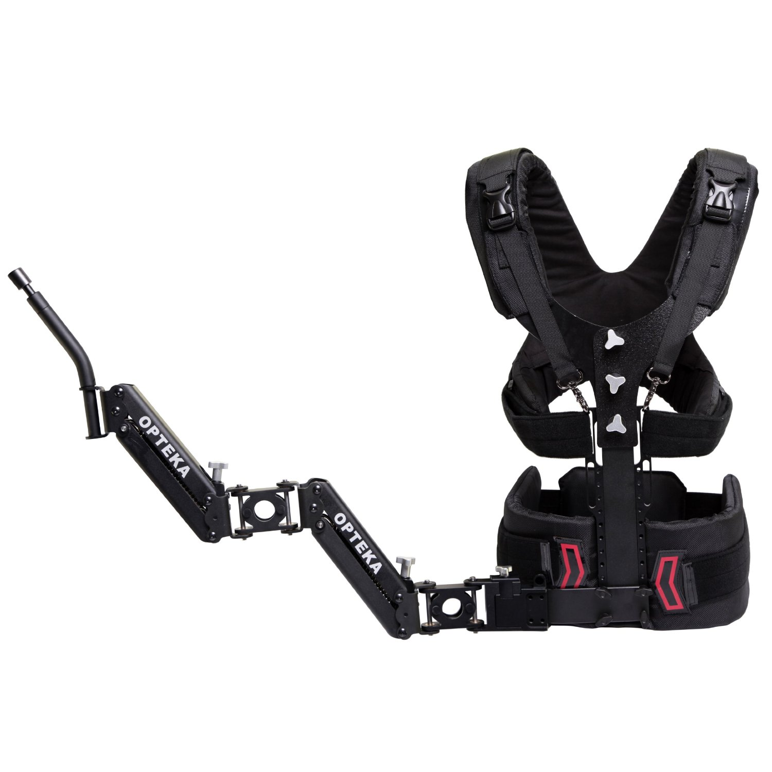 Opteka SV-AX5 Stabilizer Operator Vest with Swing Arm for the Opteka SteadyVid EX, SteadyVid PRO & Steadicam Merlin Stabilization Systems