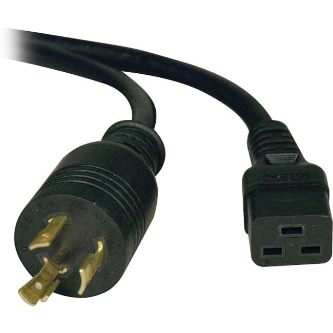 Tripp Lite P040-012 12Ft Pdu/Ups Power Cord 12Awg C19/L6-20P