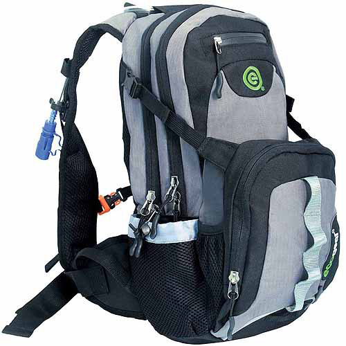 Ecogear Water Dog Hydration Pack, Black