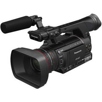 AG-HPX250 High Definition Digital Camcorder