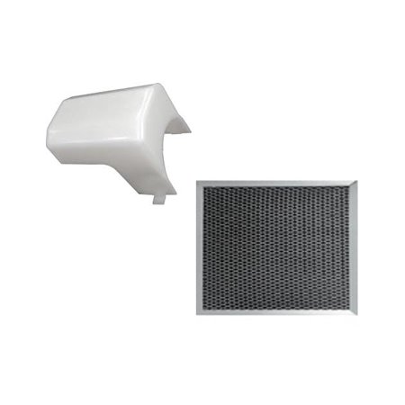Broan Range Hood Light Lens and Replacement Filter Kit