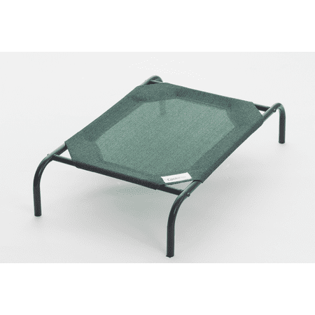 Coolaroo Elevated Pet Bed - Coolaroo Elevated Pet Bed; Medium; Brunswick Green