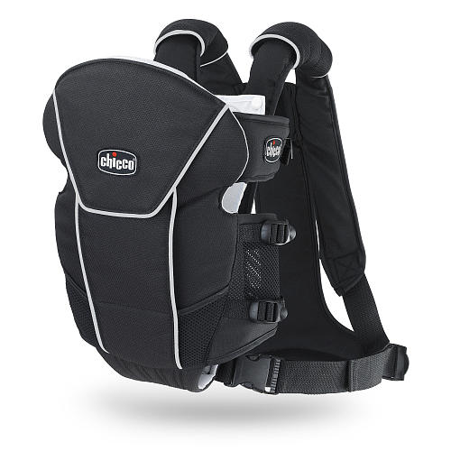 Chicco UltraSoft Magic Infant Carrier Black by Chicco