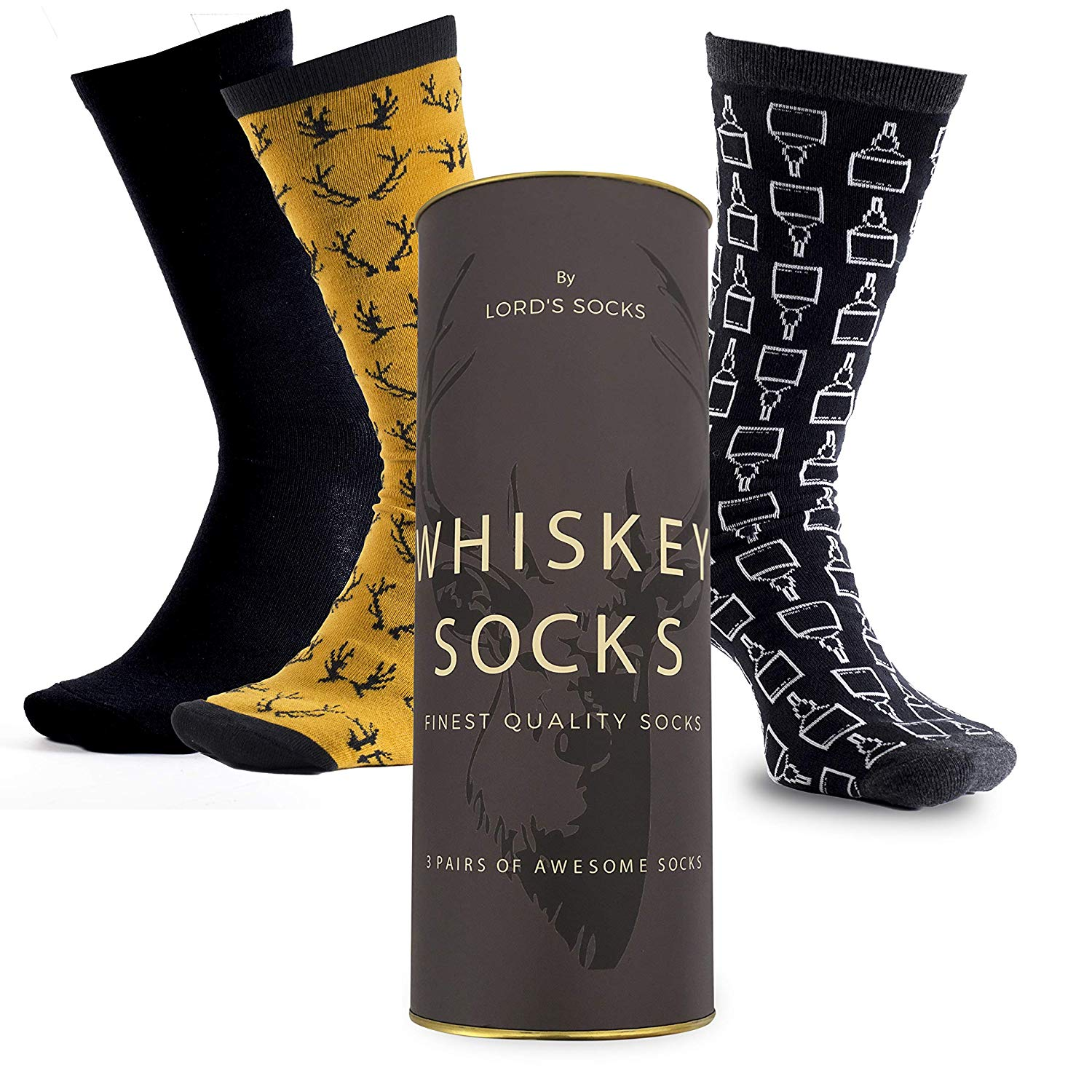 Bring Me A Scotch If You Can Read This .. Word Socks - Funny Socks - Novelty Socks