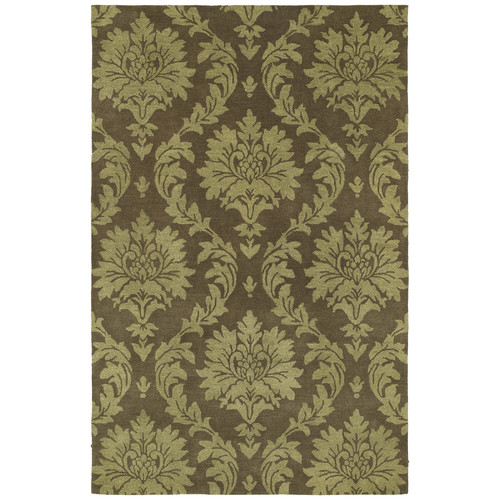 Kaleen Soho 25 Brighton Chocolate Area Rug