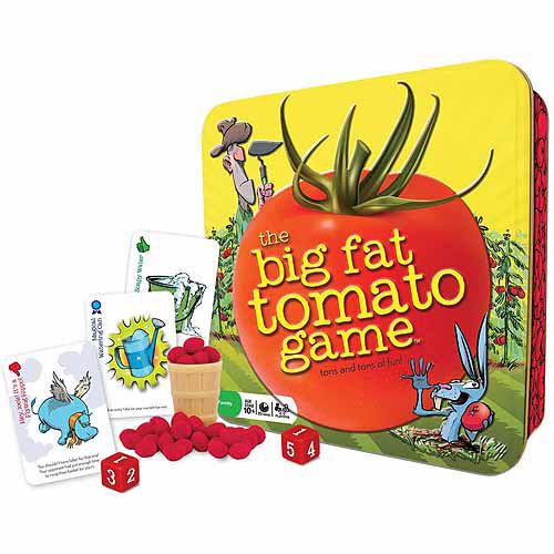 The Big Fat Tomato Game