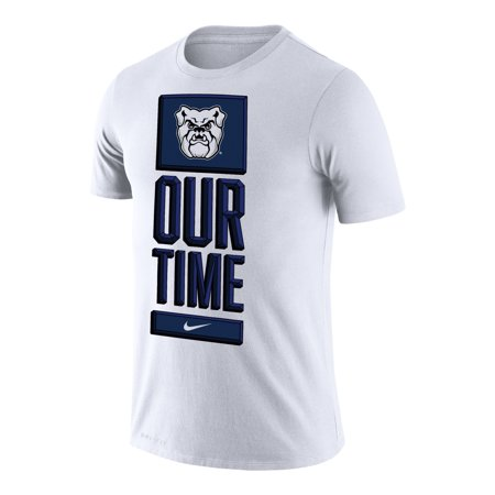 Butler Bulldogs Nike Basketball Our Time Bench Legend Performance T-Shirt - White