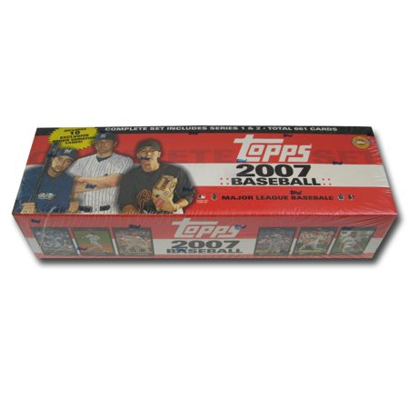 2007 Topps MLB Holiday Factory set T07BBXS