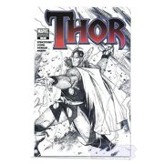 Lot Of 5 Thor #1 Exclusive Coipel Sdcc Variant Cover Edition