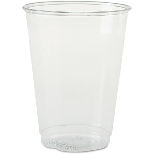 SOLO Cup Company 10 Ounce Plastic Party Cups, 50ct