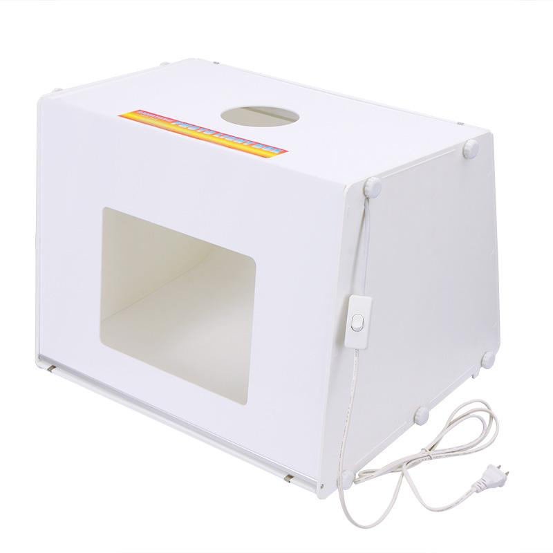 Sanoto 20 X16 Portable Mini Kit Photo Photography Studio Light Box Softbox Mk50 110v