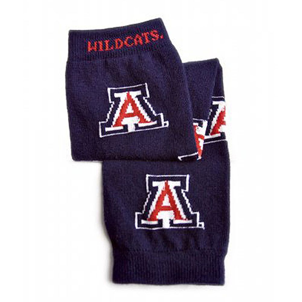 Little Big Fan Kids Junior University Of Arizona Leg Warmers