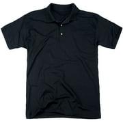 Xo Manowar Vintage Xo (Back Print) Mens Polo Shirt