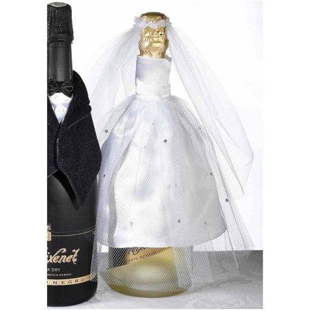 Bride Bottle Cover