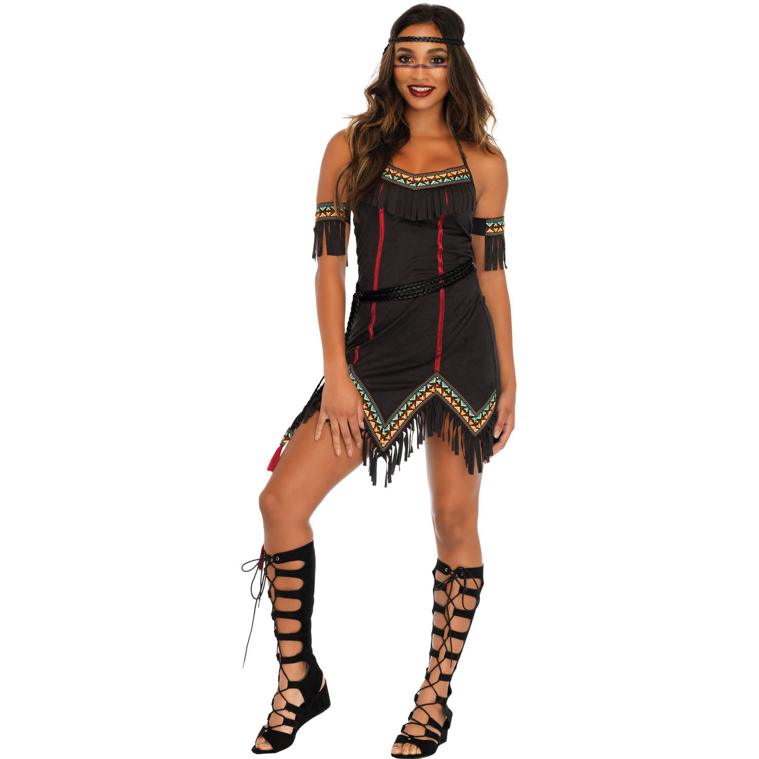 Tiger Lily Costume - Large - Dress Size 12-14