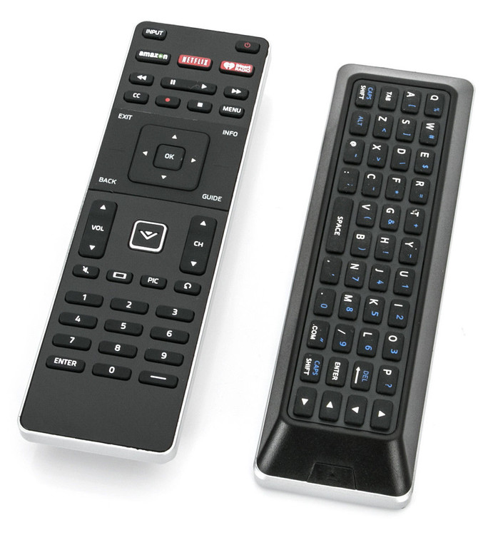 Brand New Remote XRT500 Fit for VIZIO TV M322I-B1 M602I-B3 SMART LED HDTV Keyboard REMOTE CONTROL with back light