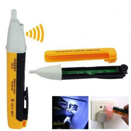 Digital LED AC Electric Power Voltage Tester Volt Pen Detector Sensor