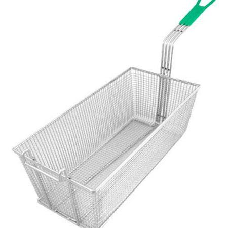 Update  - FB-178PH - 8 1/4 in x 17 in x 6 in Fryer Basket Tortilla Shell Fryer Basket