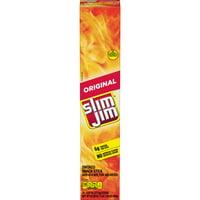 Slim Jim Giant smoked meat stick, original, .97 oz., 24-count