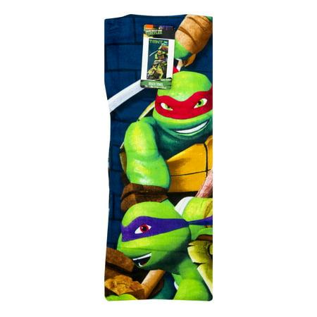 Teenage Mutant Ninja Turtles Beach Towel, 1.0 CT