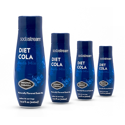 SodaStream Diet Cola (4 Pack) SodaStream Diet Cola