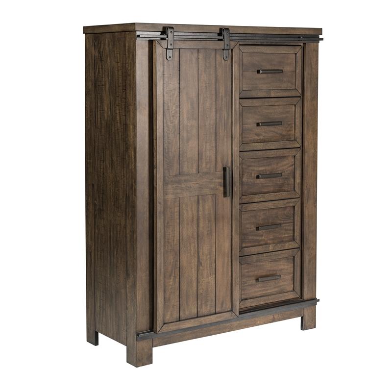 Liberty Furniture Sliding Door Chest