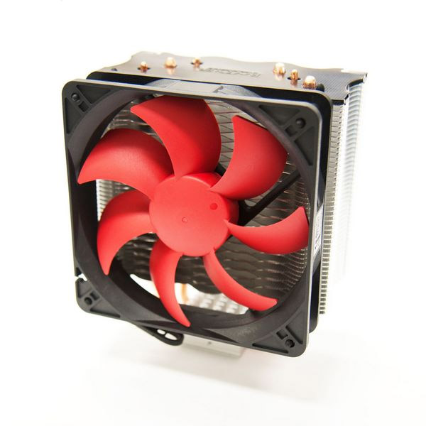 Silenx Effizio High Performance 120mm AMD/Intel CPU Heatsink Cooler + Fan