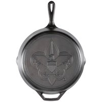 "Lodge 12"" Boy Scouts of America Cast Iron Seasoned Skillet, L10Sk3BS"