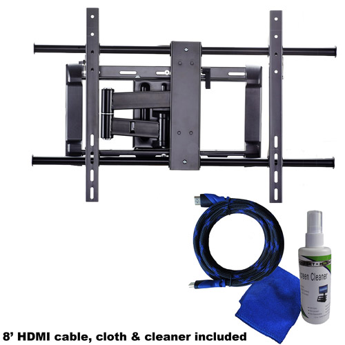 "Creative Concepts Ready Set Mount A3770BPK for 37"" to 70"" Flat Panel TVs, Black"