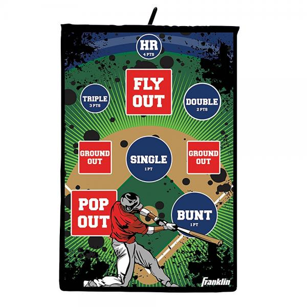 Franklin Sports Baseball Target Indoor Pitch Set, 36-inches X 24-inches by