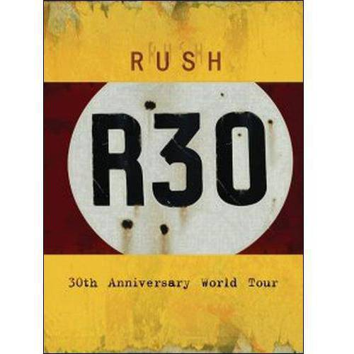 Rush: R30 - 30th Anniversary World Tour (Blu-ray) (Widescreen)